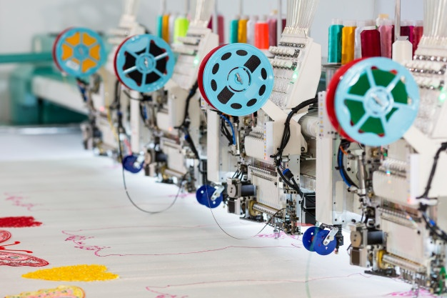 Textile Manufacturing Process for Textile Mills